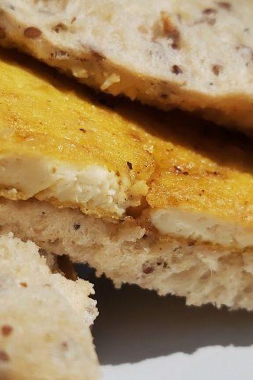 Tofu Fried egg