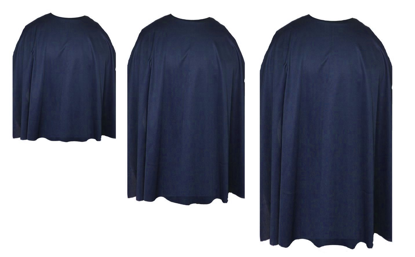 navy blue capes