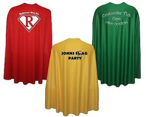 Printed Capes