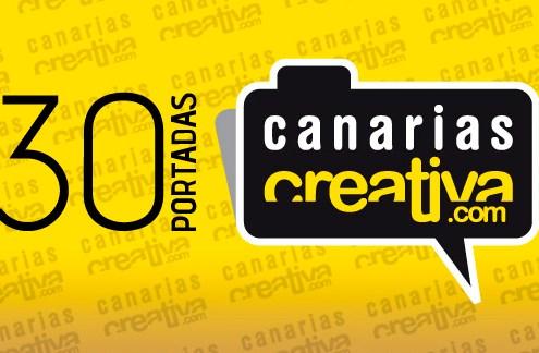 Las 30 portadas de CanariasCreativa.com