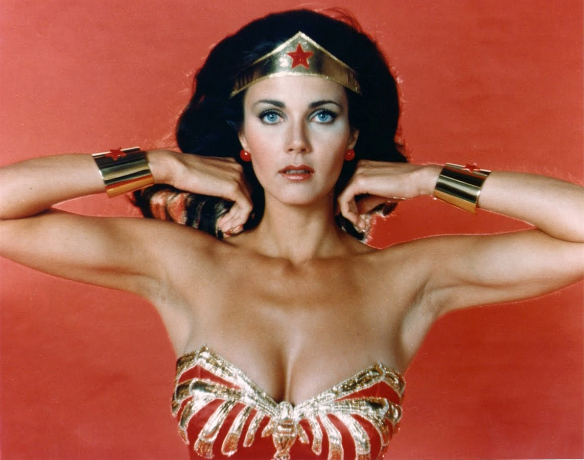 Wonder-Woman Lynda Carter