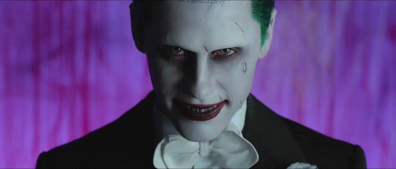 Joker Jared Leto Purple Lamborghini Music Video