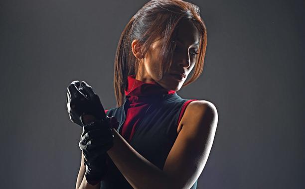 Marvel's Daredevil2016Gallery ArtElodie Yung as Elektra