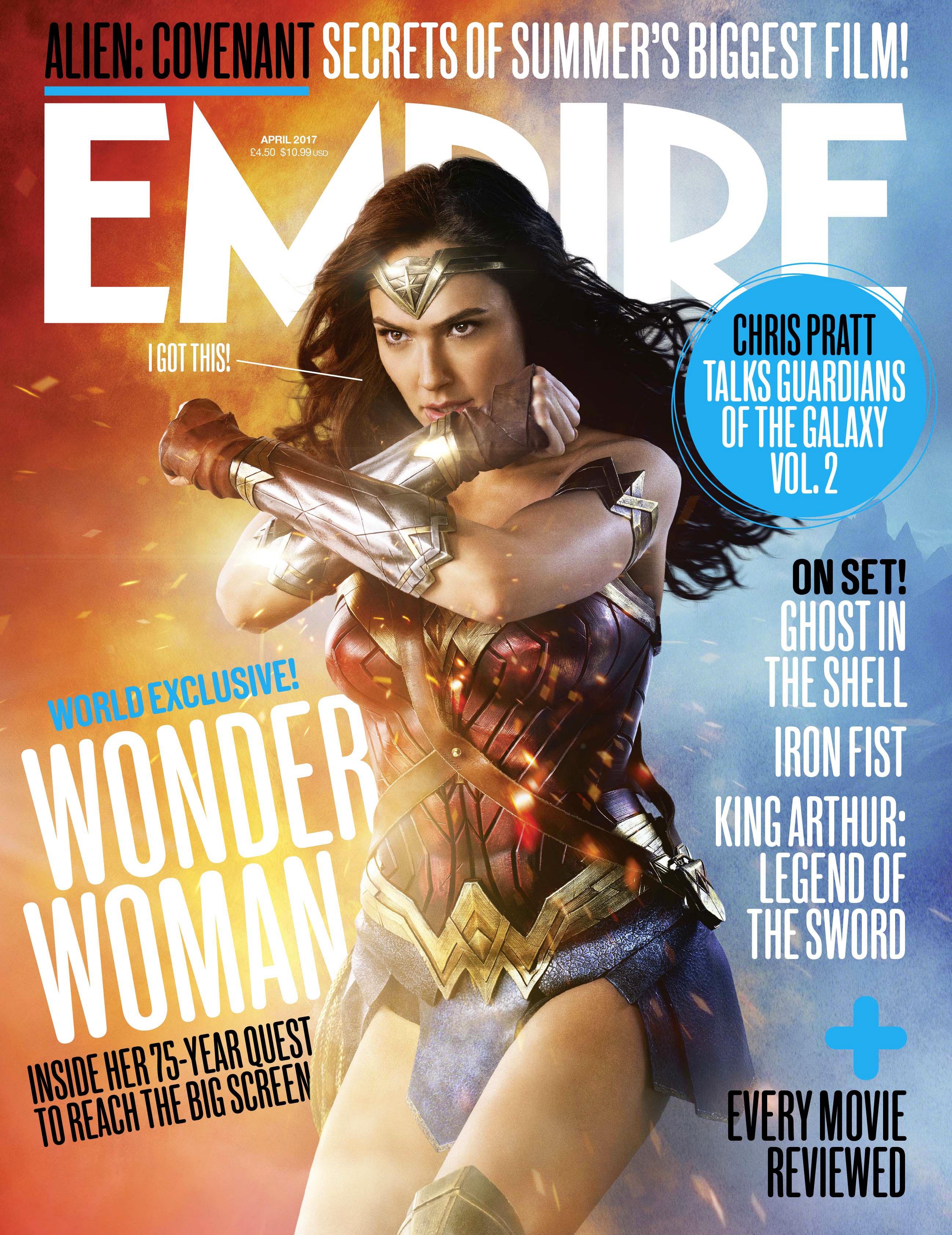 Empire Wonder Woman