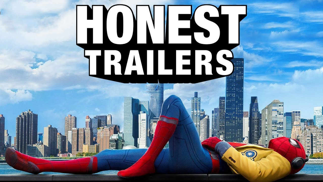 Spider-Man: Homecoming' Honest Trailer: He's a millennial