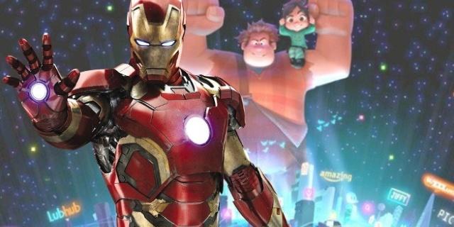 Ralph Breaks The Internet Directors Confirm Multiple Marvel Easter