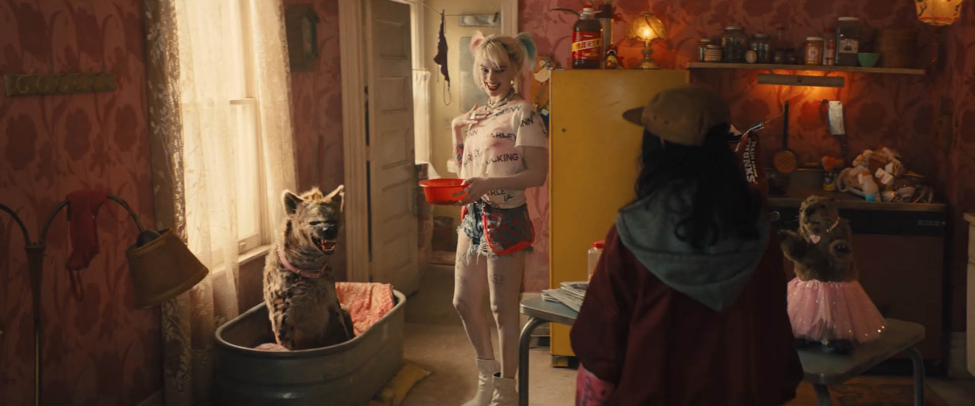 Birds Of Prey Trailer Has Drugs Breakups And A Hyena Named Bruce