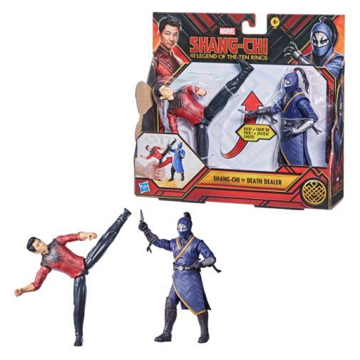 Hasbro - Marvel - 6-Inch - Shang-Chi - Battle Pack - 02