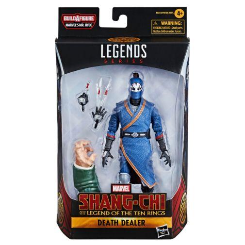 Hasbro - Marvel - Marvel Legends - Shang-Chi - Death Dealer - 01