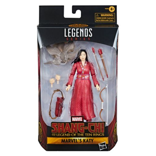 Hasbro - Marvel - Marvel Legends - Shang-Chi - Katy - 04
