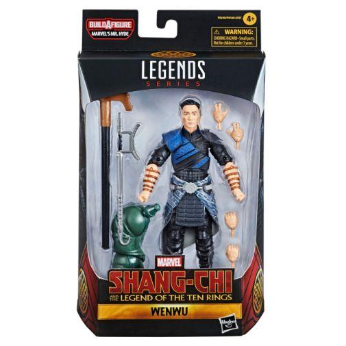 Hasbro - Marvel - Marvel Legends - Shang-Chi - Wenwu - 01