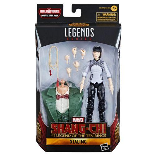 Hasbro - Marvel - Marvel Legends - Shang-Chi - Xialing - 01