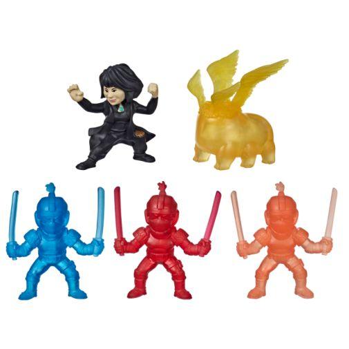 Hasbro - Marvel - Mini-Figures - Shang-Chi - 12