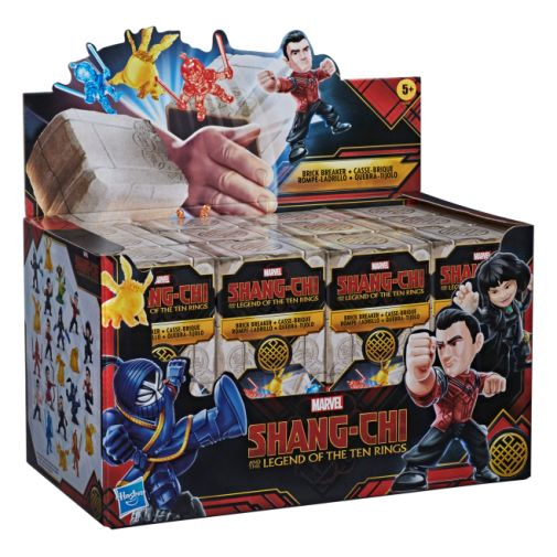 Hasbro - Marvel - Mini-Figures - Shang-Chi - 24