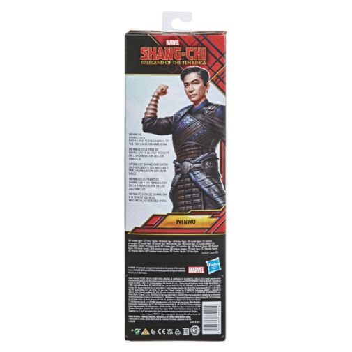 Hasbro - Marvel - Titan Figure - Shang-Chi - Wenwu - 01