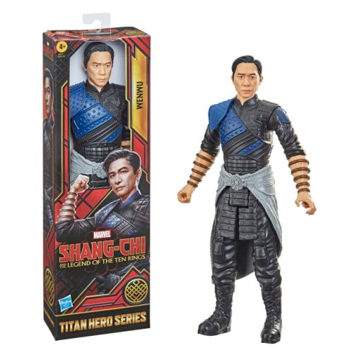 Hasbro - Marvel - Titan Figure - Shang-Chi - Wenwu - 02