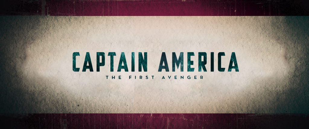 Captain America: The First Avenger (2011) [4K]