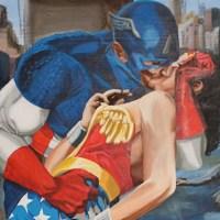 Guerre et paix : quand les super-héros s'embrassent