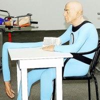Entre sculpture et bande dessinée : le corps du super-héros à l'épreuve du réel