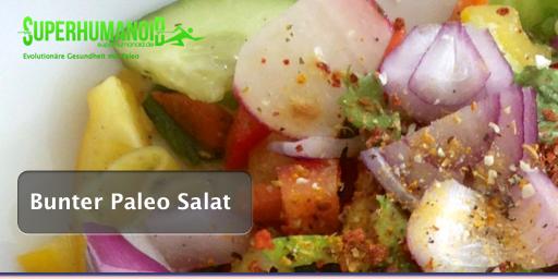 Rezept: Pawel's griechischer Paleo Gemüse Salat