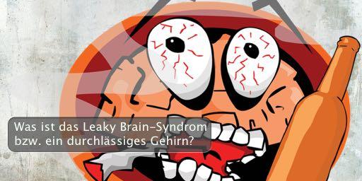 Was ist das Leaky Brain-Syndrom bzw. ein durchlässiges Gehirn?