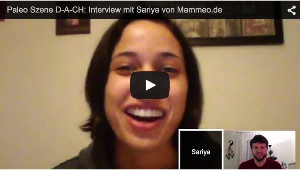 Video Interview mit Sariya von Mammeo.de