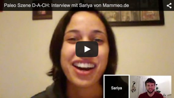 Video Interview mit Sariya von Mammeo.de