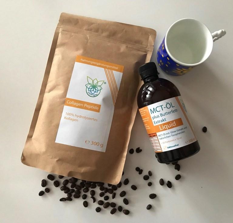Rezept: Bulletproof Coffee mit Collagen
