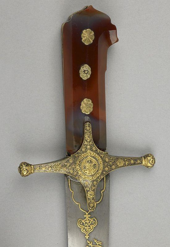Karabela osmanlı kılıcı