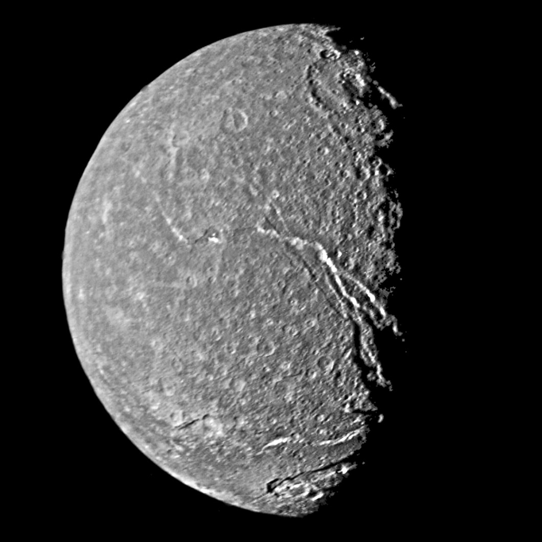 Uranüsün uydusu Titanya