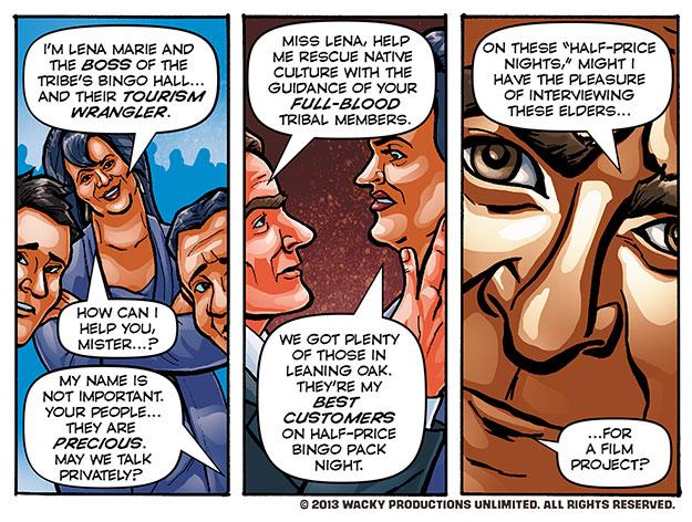 The Curse of Blud Kwan'Tum, Part 1 #05-05
