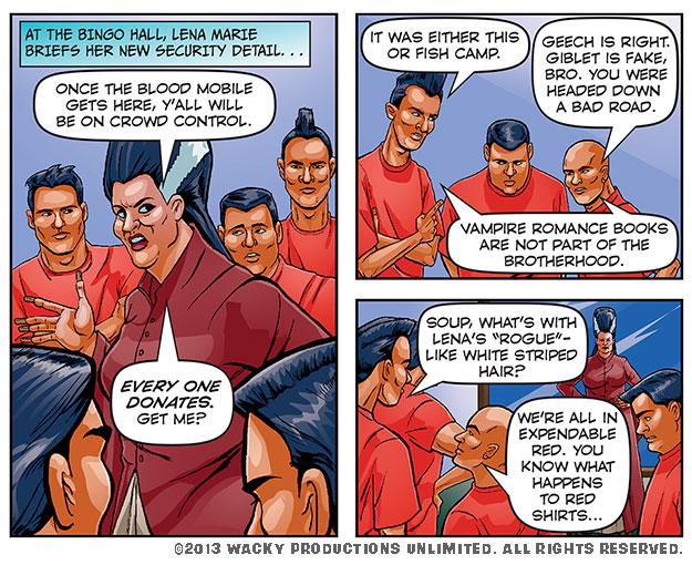 The Curse of Blud Kwan'Tum, Part 1 #05-33