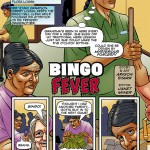 Bingo Fever Issue 7 Page One
