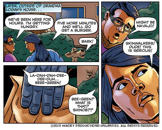 Bingo Fever #7 Page 4B