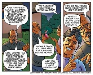 Bingo Fever #7 Page 7A
