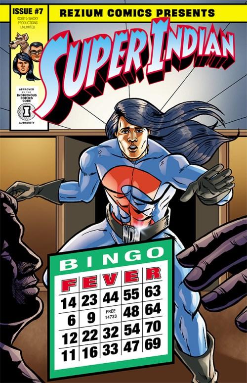 Cover of Bingo Fever Issue #07