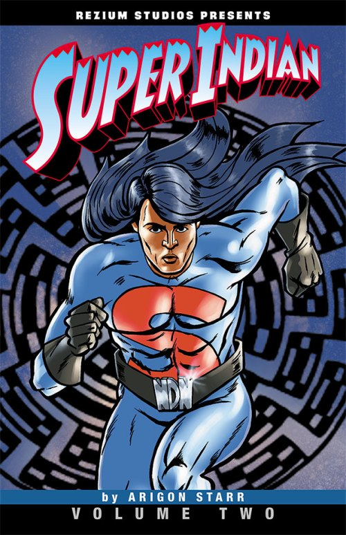 Cover of Super Indian Volume Two