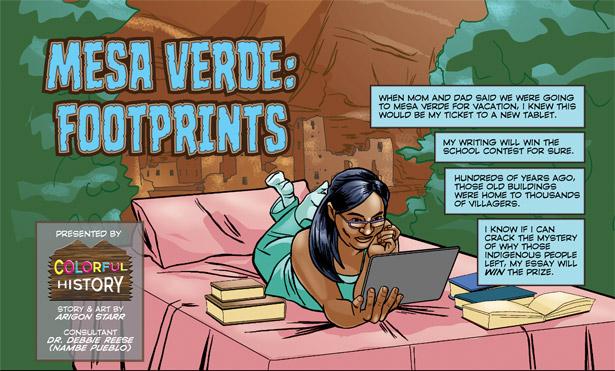 Mesa Verde artwork