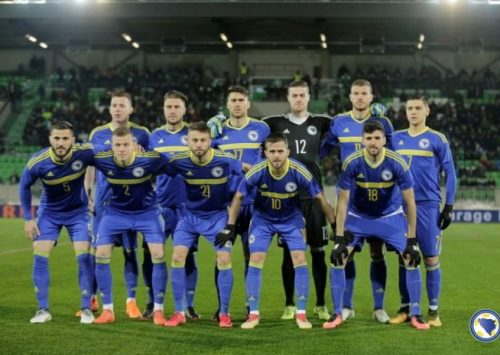 Zmajevi nastavili pad na FIFA rang-listi: Bosna i Hercegovina nazadovala za jedno mjesto