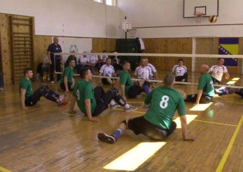 Zeničke ekipe u sjedećoj odbojci pripremaju se za početak prvenstva