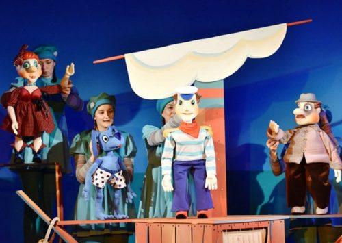 Predstave za djecu i odrasle na ovosedmičnom repertoaru zeničkog BNP-a