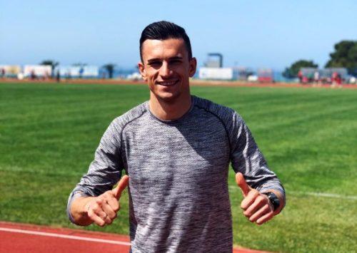 Abedin Mujezinović osvojio prvo mjesto na Međunarodnom atletskom mitingu u Baru