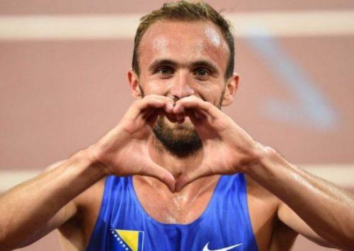 Amel Tuka u polufinalu Olimpijskih igara