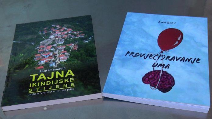 Kreativno kulturno ljeto: Predstavljene knjige Avde Bašića i Seida Imamovića