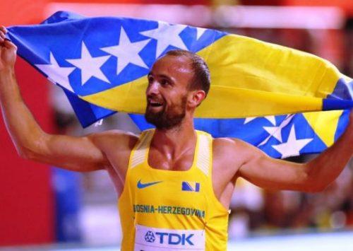 Amel Tuka je u finalu Olimpijskih igara!