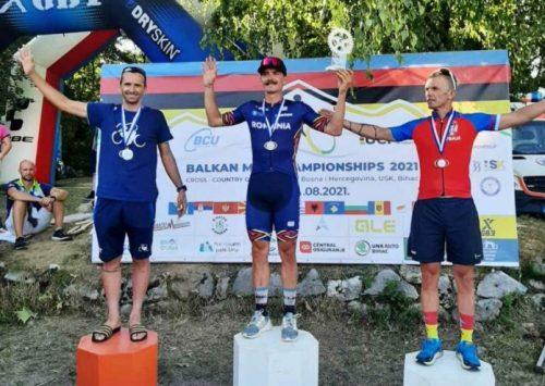 Zenički biciklista Vedad Karić osvojio drugo mjesto na Balkanskom prvenstvu