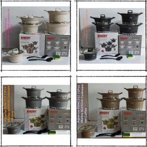 marble nonstick cookware set