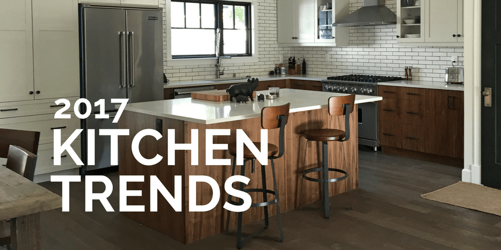 Latest Kitchen Styles 2017