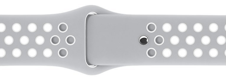 Silicone Nike+ Apple Watch Band | Superior Digital News
