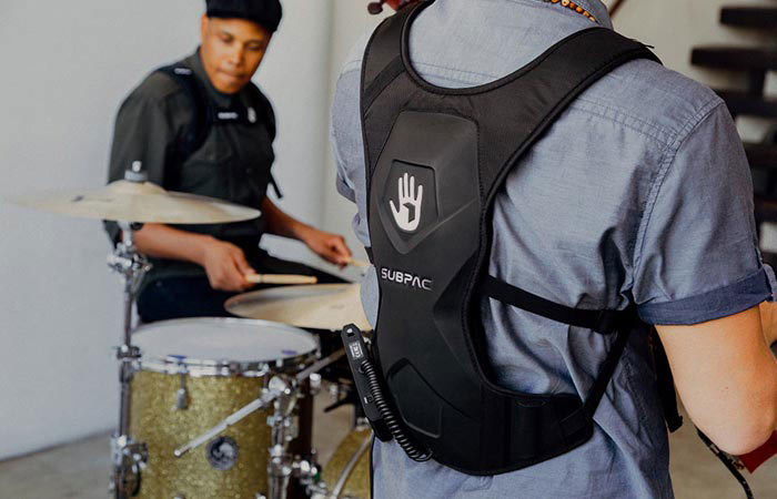 SubPac M2X Wearable Physical Audio System for Musicians